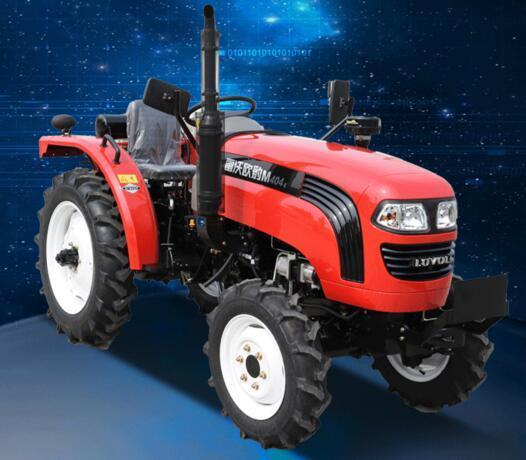 雷沃谷神M404-E轮式拖拉机