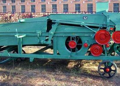 白桦5XFZ-40粮食清选机