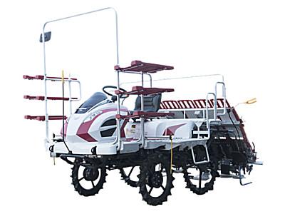 洋馬YR60D(2ZGQ-60D)高速乘坐式插秧機