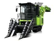 AS60甘蔗收割机