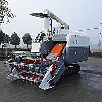 金兴金阳豹4LZ-4.0Z履带式联合收割机