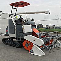 金兴金阳豹4LZ-5.0Z履带式联合收割机