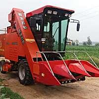 聯豐4YZ-3B玉米收獲機