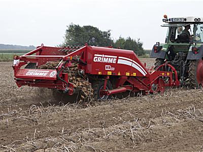 GRIMME(格立莫)WR200簡單式馬鈴薯收獲機
