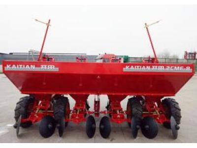 开田2CMF-8马铃薯种植机