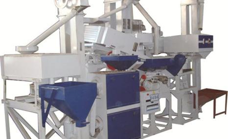建新牌NZJ20/15型组合碾米机