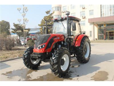 千里牛1404轮式拖拉机