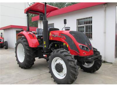 千里牛1254轮式拖拉机