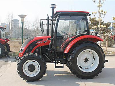 千里牛1004轮式拖拉机