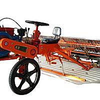 延吉春苗2Z-6A2乘坐式水稻插秧机
