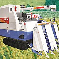 东风井关4LBZ-145D(HF608G)履带式半喂入收割机