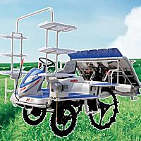 東風井關2Z-6B6(PZ60-AHDR)乘坐式高速插秧機