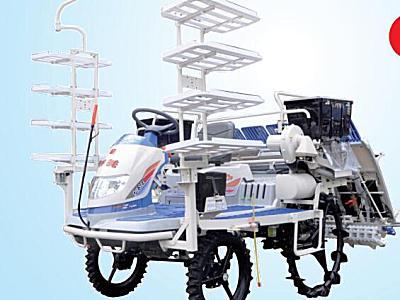 東風井關PZ60-AHDRTFLE18測深施肥機
