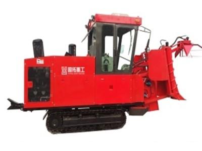 國拓重工4GL-1-Z239A甘蔗收割機