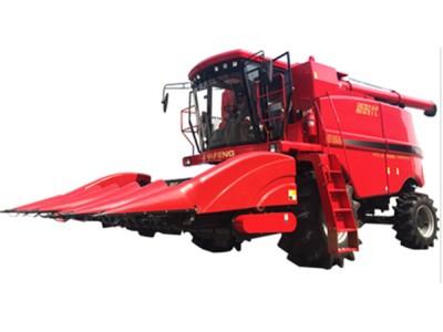 新时代8166玉米籽粒收割机