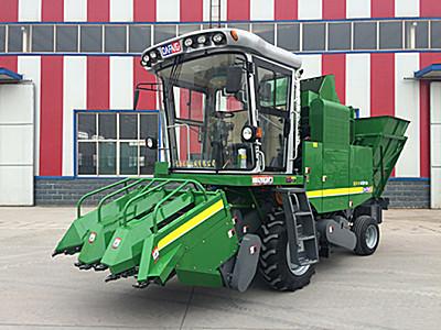 金大丰4YZP-3A玉米收获机