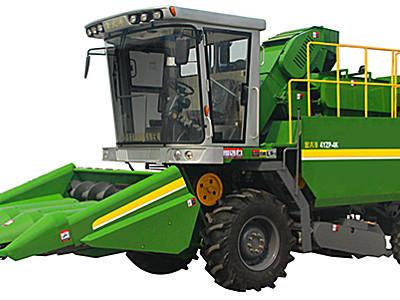 金大丰4YZP-4K玉米收获机