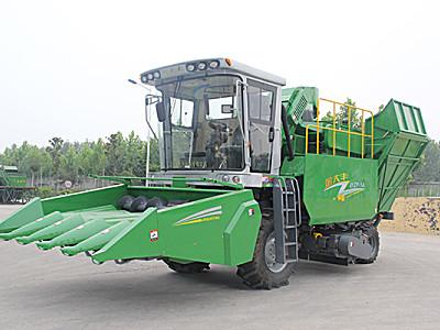 金大丰4YZP-5A玉米收获机