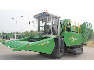 金大丰玉米收割机_金大丰4YZP-5B玉米收获机-金大丰玉米收获机-报价、补贴和图片