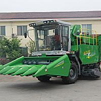 金大丰4YZP-5C玉米收获机