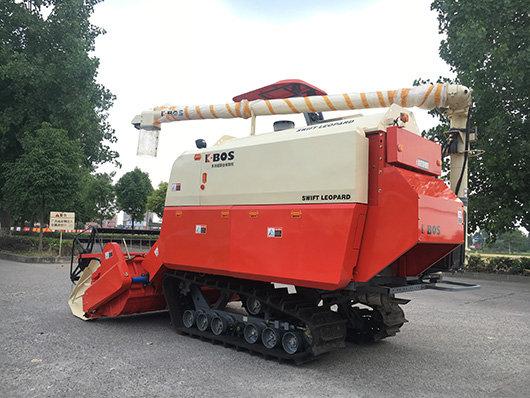 金興金陽豹4LZ-5.0Z縱軸流聯合收割機