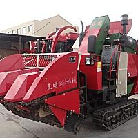 春明4YPU-3履帶式玉米收獲機