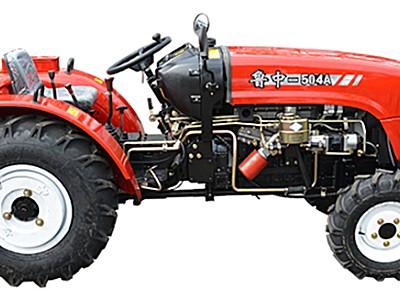 鲁中504A轮式拖拉机