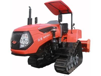 重庆鑫源SR1002全履带拖拉机