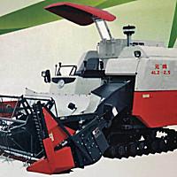 元鳴4LZ-2.5收割機