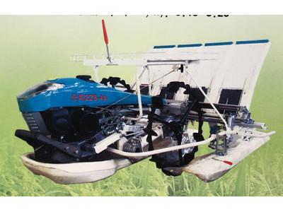 元鸣2ZS-4A手扶式水稻插秧机