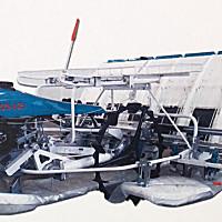 元鳴2ZS-625水稻插秧機