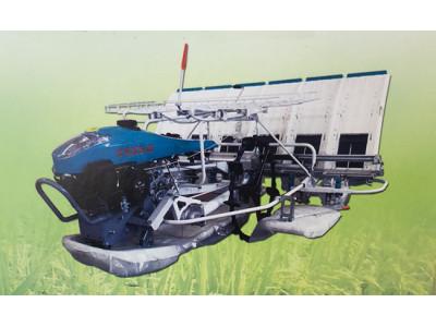 元鸣2ZS-630手扶式水稻插秧机