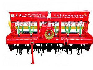 豪丰2BMSF-12/6免耕施肥播种机