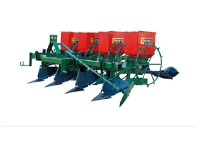 巨昌2BF-4型免耕播种施肥机