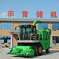 新鄉銀豐4QZ-2400青儲機