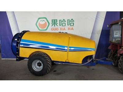 果哈哈Q13型牵引式果园风送喷雾机