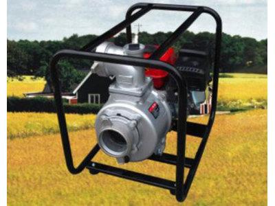 刚毅JLWQCZ100-20汽油机自吸泵