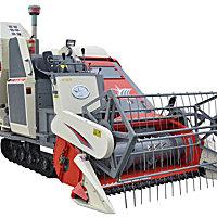 星光農機4LZ-4.0S聯合收割機