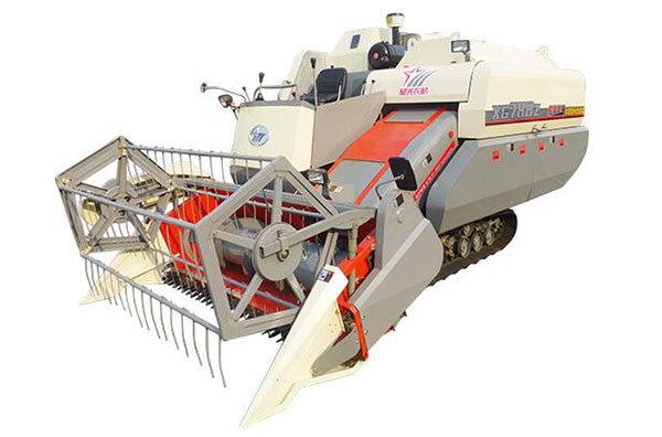 星光農機4LZ-3.6Z型水稻聯合收割機