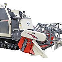 浙江星光4LZ-4.2Z履帶自走全喂入式收割機