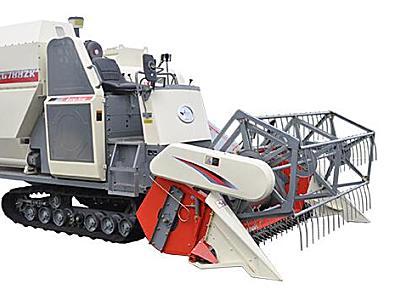 星光农机4LZ-4.2Z履带自走全喂入式收割机