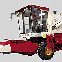 新三王4YZZ-4玉米收割機