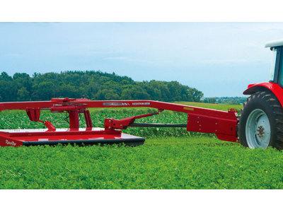 麦赛福格森MF DM1363型割草压扁机
