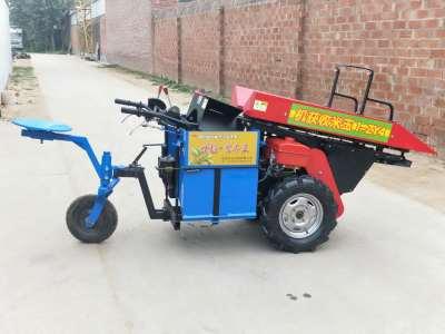 世超YMS01自走式玉米收获机