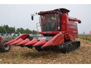 4YL-5L履帶式玉米聯合收獲機