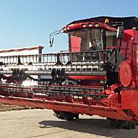世達亮劍4LZ-14自走式水稻聯合收割機