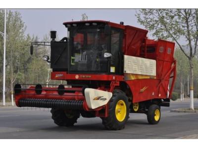 中聯收獲4HZJ-2500自走式花生撿拾收獲機-2018款