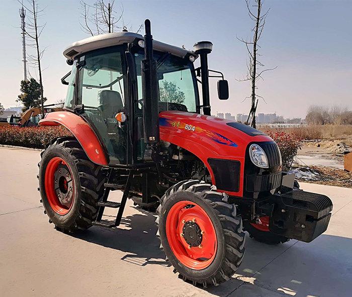徽拖传奇CQ804轮式拖拉机