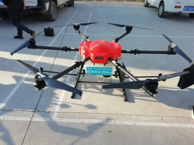 亿诺航空3WD-20植保无人机