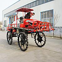 瓦力3WPZ-500自走式喷杆喷雾机